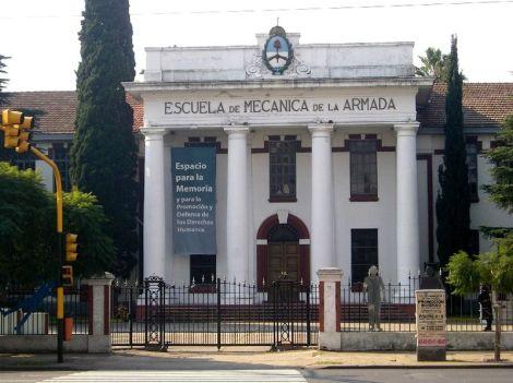 Former Naval School of Mechanics (courtesy of Wikipedia)
