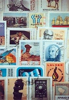 Argentine stamps (photo: JDCuello)