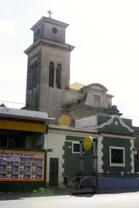 Caseros Station on the H Line (photo: Terra Borody)