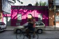 House on the calle Londres, Parque Chas (photo: Simon Guerra)