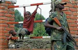 Violence in the DRC has displaced hundreds of thousands of people.