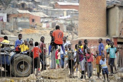 Luanda Slums 2